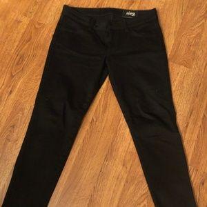 Mint Authentic Siwy Black Denim Jeans/Pants sz 27